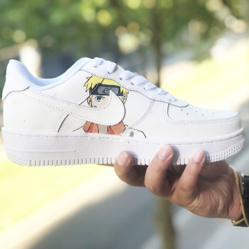 Sailor Moon custom Air Force 1 Low | Chaussure, Chaussure